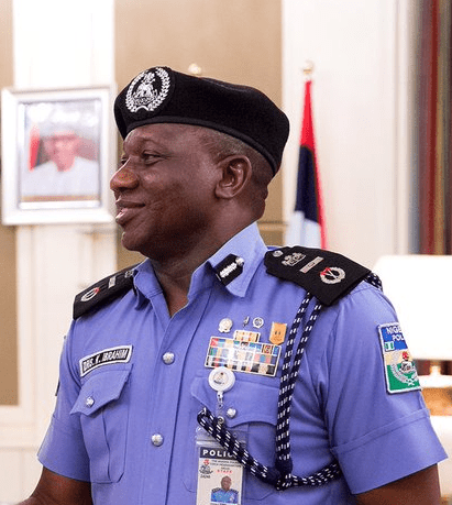Did IG of Police Sleep With Two Female Police Officers? Here