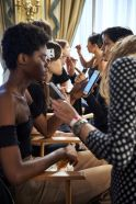 Jasper Conran Backstage LFW September 2017 KOKO TV 2