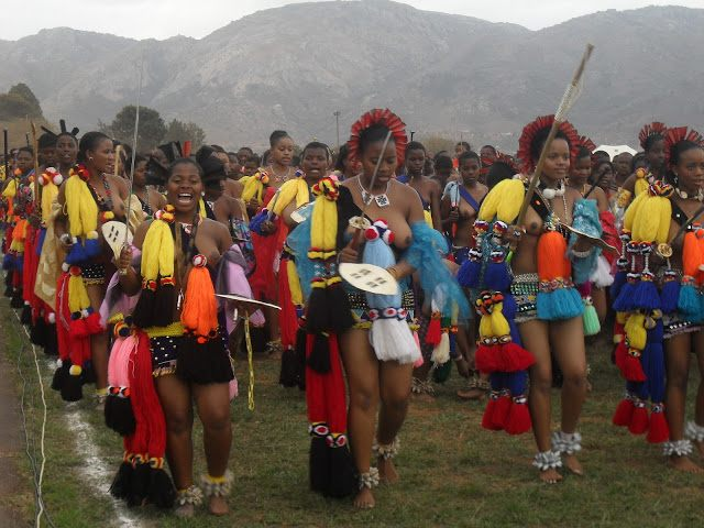 'Marry More Wives Or Face Jail' - Swaziland's King Mswati Denies Viral Media Reports 3