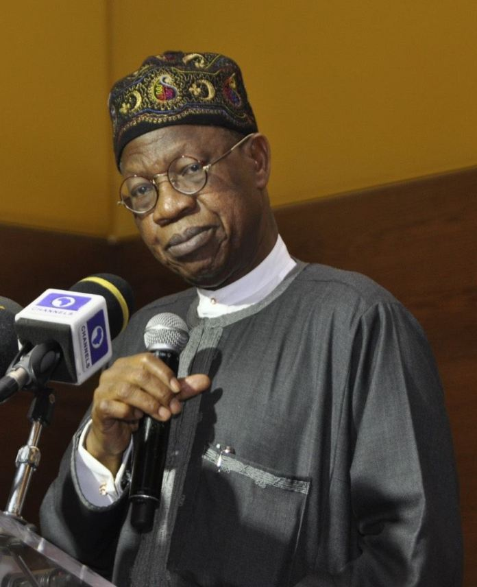 """It's A Lie"", Lai Mohammed's Spokesman Debunks Journalist's Arrest Order"