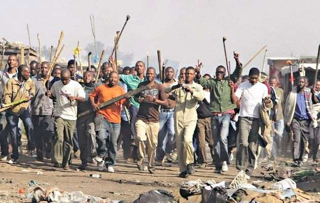Xenophobic Attacks Continues In South Africa, 300 Nigerians Register For Evacuation 1