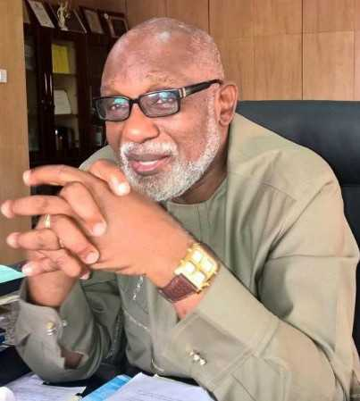 On Your Own! Presidency Disowns Akeredolu Over Publicised 'Marijuana' Project 3