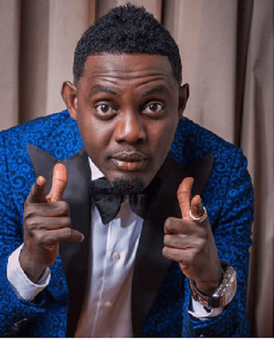AY And Wife, Mabel Celebrates 11th Wedding Anniversary with Stunning Family Snap 3