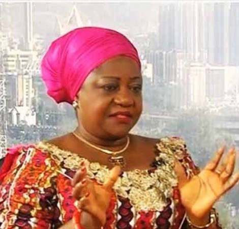 PDP Is An Archaic Party - Lauretta Onochie 1