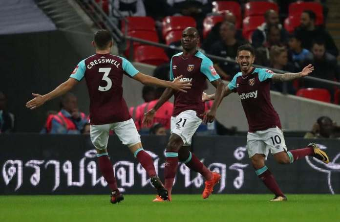Tottenham 2 West Ham 3: Andre Ayew's Brace Saves Slaven Bilic's Job, As Hammers Stuns Spurs With Comeback Carabao Cup Win 5