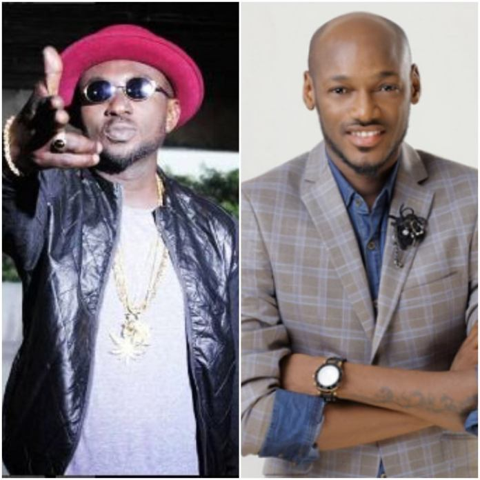 2Face Slams Blackface For Saying He Was Under PDP's Payroll