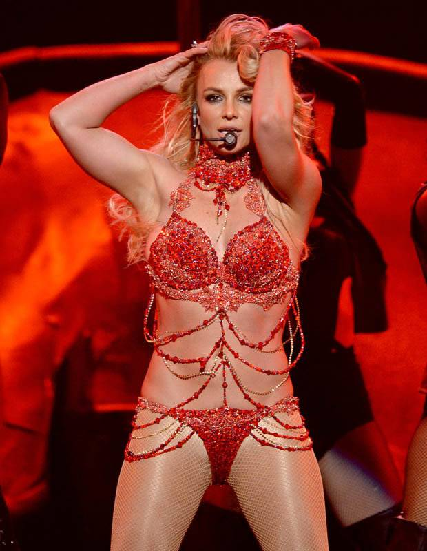 So Sad! Britney Spears Admitted To Mental Health Facility 2