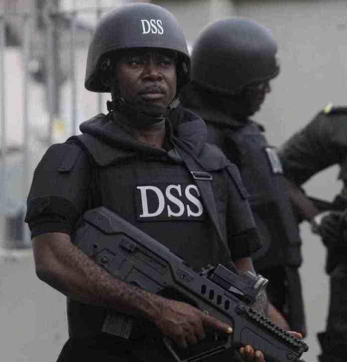 DSS Sunday Igboho