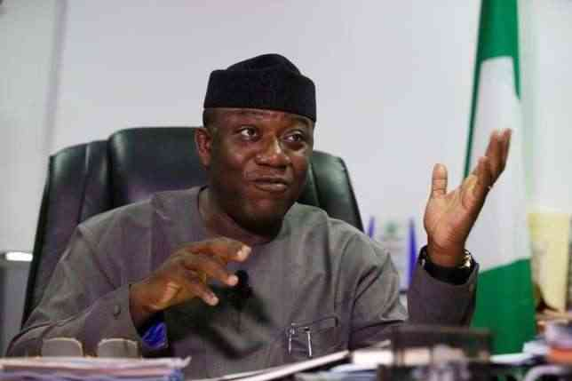 There Is Glass Ceiling In Canada, Stay Here, Let's Build Nigeria Together - Fayemi Tells Youths