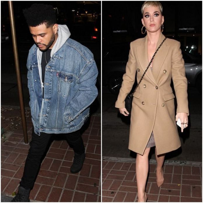 Katy Perry Spotted On An Alleged Revenge Date With The Weeknd On Selena Gomez 1