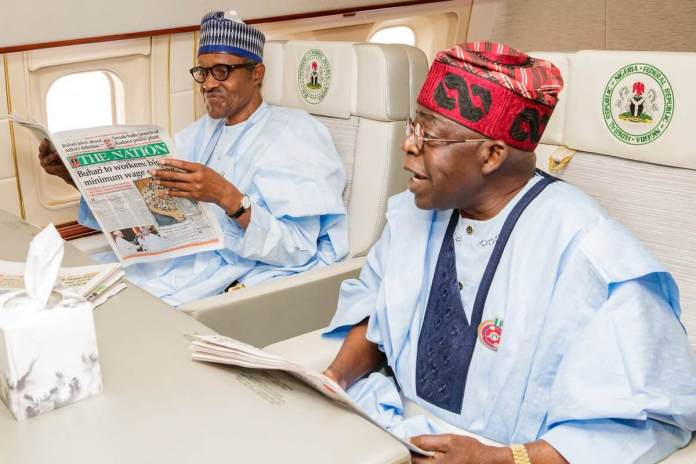 Tinubu Hails Buhari For Making June 12 Democracy Day 1