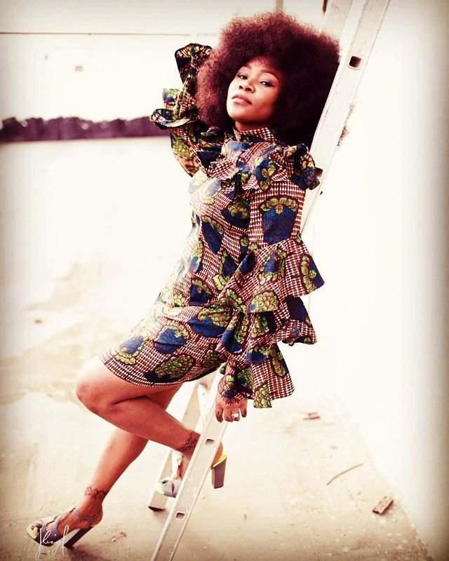 Ankara Style: 7 Times Omawunmi Shows She's An African Prints Slayer 4
