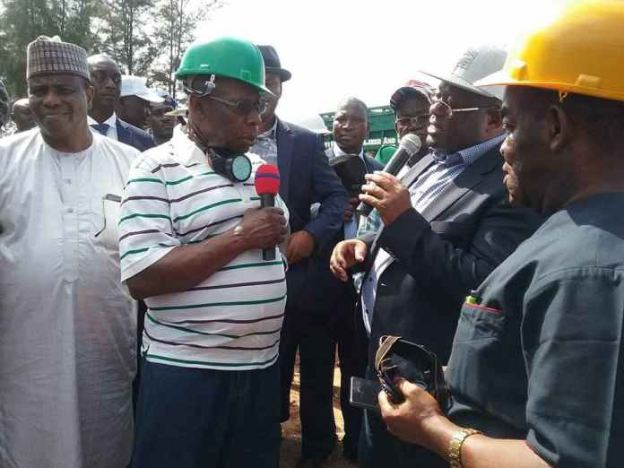 Obasanjo Holds Closed-Door Meeting With Top PDP Chiefs In Abeokuta! 2