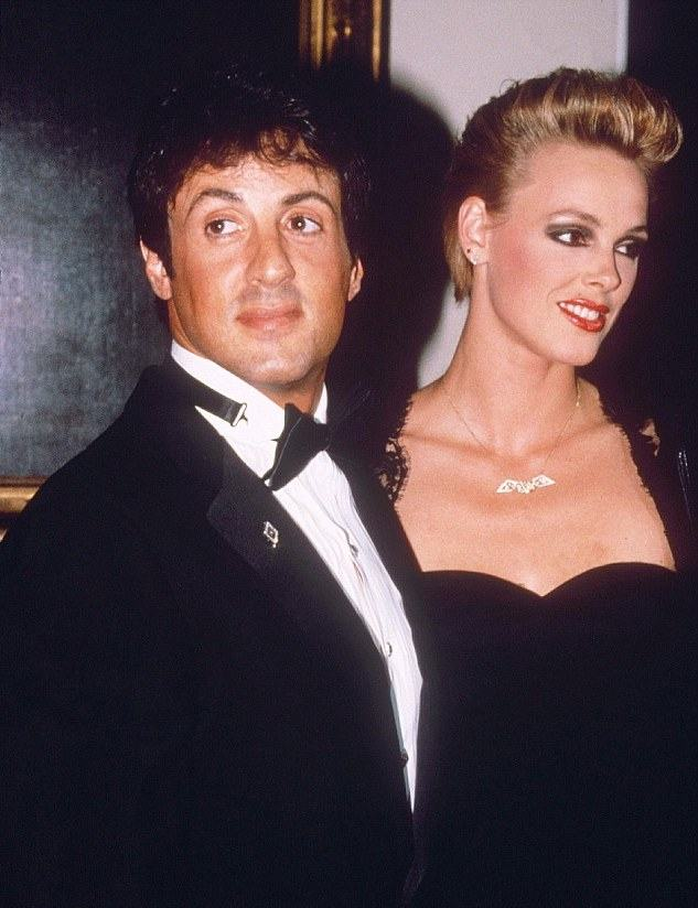 Sylvester Stallone's Ex Wife Says Sexual Assault Story Is A Lie 3