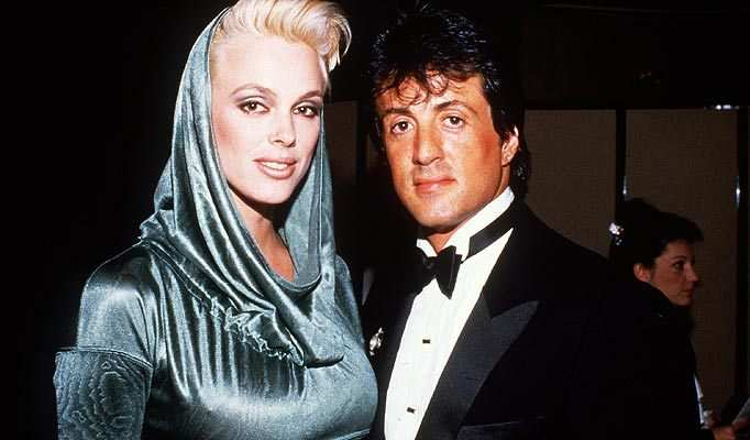 Sylvester Stallone's Ex Wife Says Sexual Assault Story Is A Lie 2