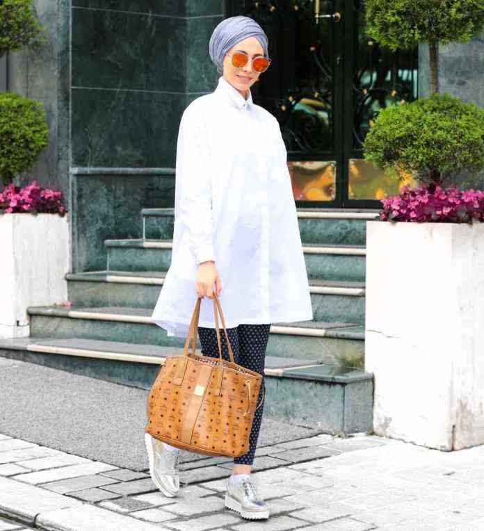 Muslimah Style: Kubra Serves Fashion Goals In A Unique Way 5