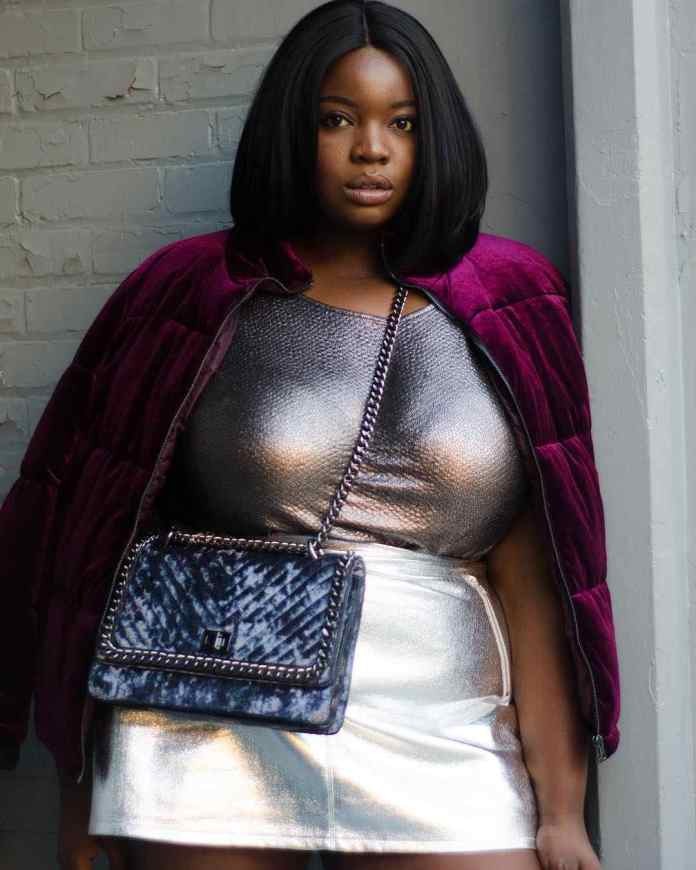 KOKOnista Of The Day: Valerie Eguavon Fabulously Leads The Curvy Life 6