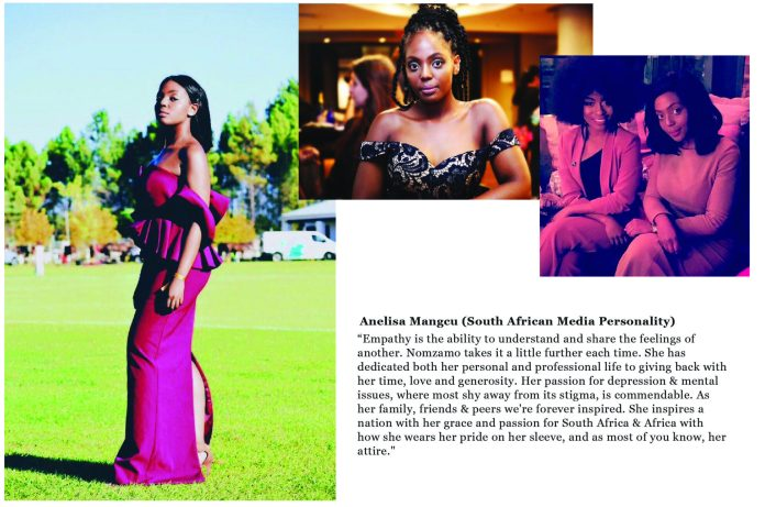 We Are The Groundbreakers! South African Actress Nomzamo Mbatha Talks Rihanna, Being UNHCR Ambassador And A Bright Future For Africans...As She Covers The KOKO Magazine 16