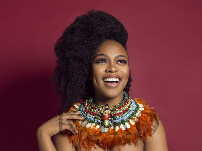 We Are The Groundbreakers! South African Actress Nomzamo Mbatha Talks Rihanna, Being UNHCR Ambassador And A Bright Future For Africans...As She Covers The KOKO Magazine 2