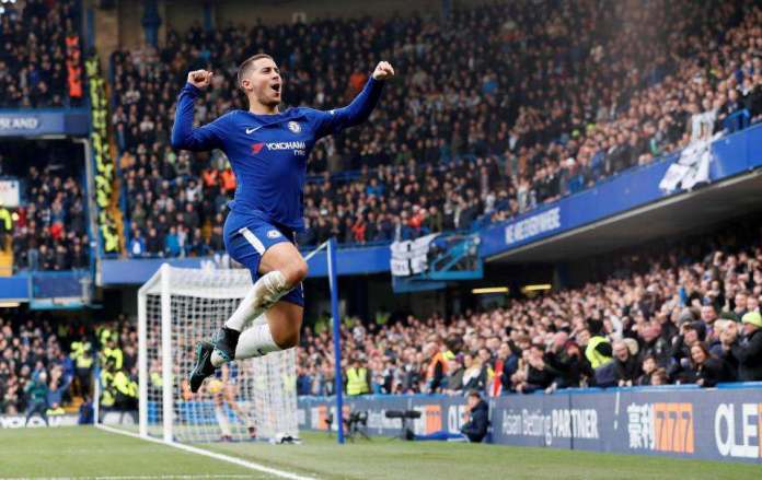 Eden Hazard Sends Cryptic Message, Says He Has Made A Decision His Chelsea Future 1