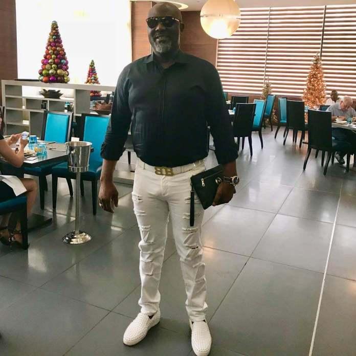 Dino Melaye Arrested by SARS
