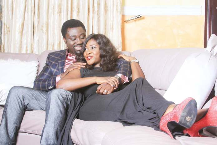 Couple Goals! See Lovey Dovey Moment Mercy Johnson Celebrated Her Husband, Prince Okojie's Birthday 2