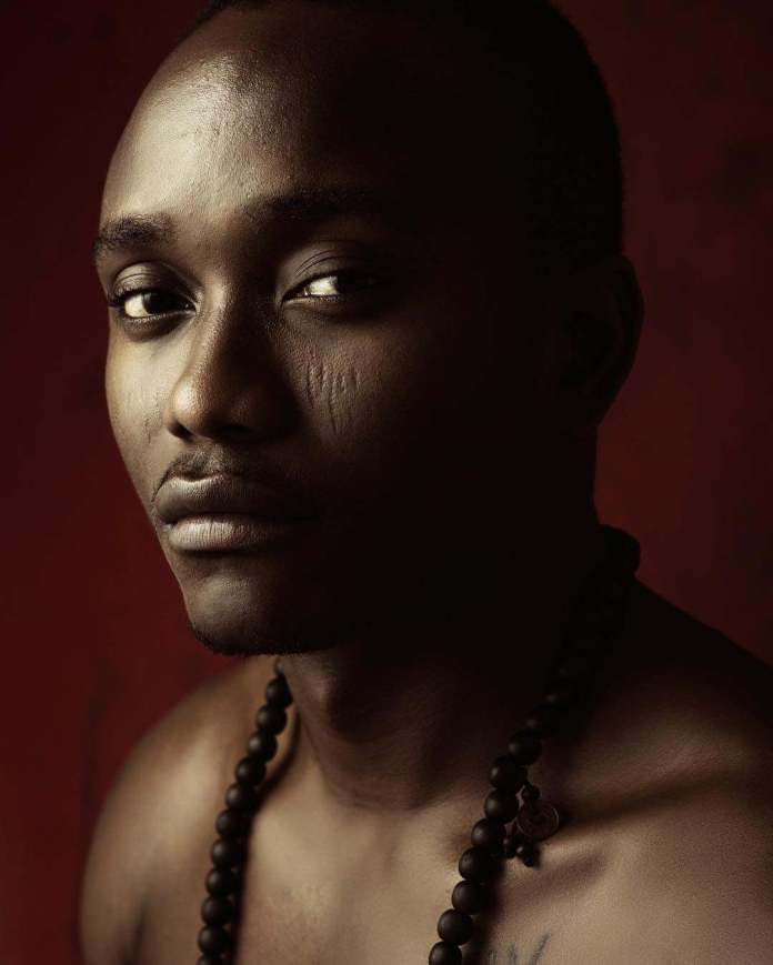 Art Or Trash? Nigerian Singer Brymo Performs Naked In New Video 2
