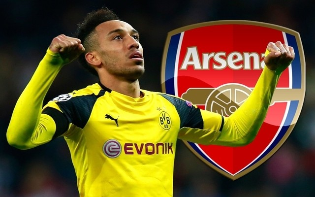 Gunning For Pierre! Arsenal Set To Sign Aubameyang From Borussia Dortmund For £60m 1