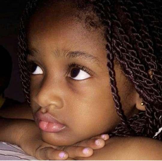 KOKO Junior: Annie Idibia's Daughter Is Dashingly Beautiful 2