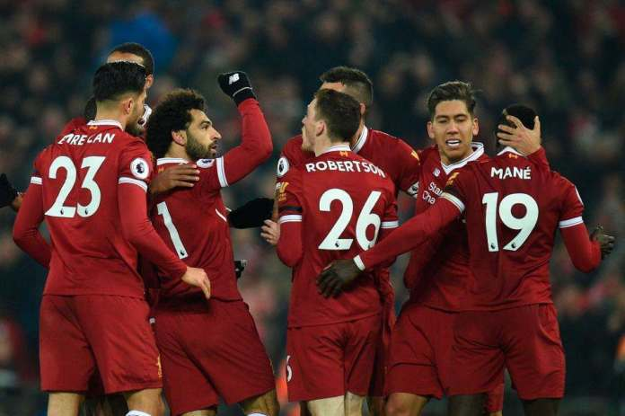 Liverpool 4 Manchester City 3: Reds End Pep Guardiola's City 22-game Unbeaten RunIn Thrilling Encounter At Anfield 1