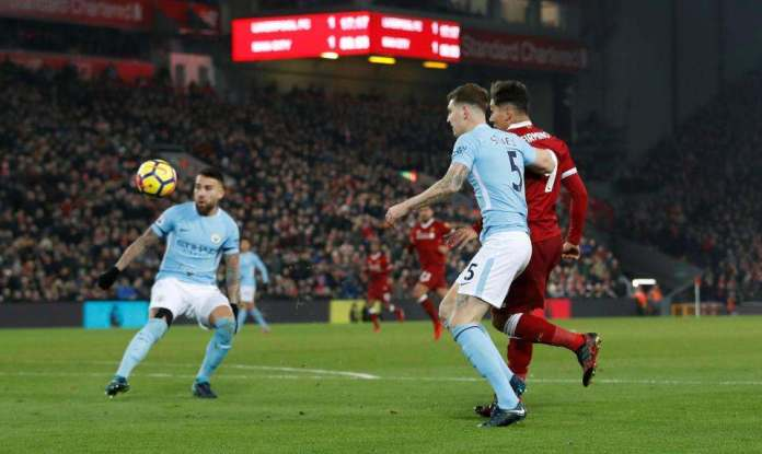 Liverpool 4 Manchester City 3: Reds End Pep Guardiola's City 22-game Unbeaten RunIn Thrilling Encounter At Anfield 3