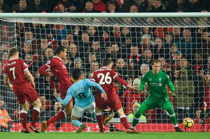 Liverpool 4 Manchester City 3: Reds End Pep Guardiola's City 22-game Unbeaten RunIn Thrilling Encounter At Anfield 5