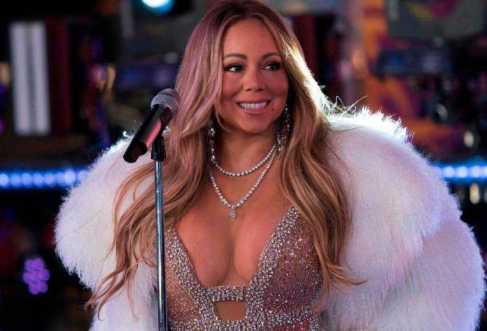 She's Back! Mariah Carey Redeems Herself With Amazing Performance After Last Year's Rockin' Eve Debacle 1