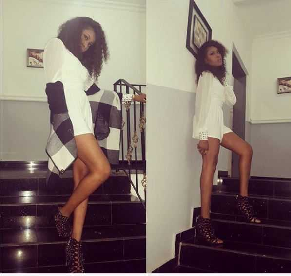 BBNaija: 7 Stunning Images That Prove Princess Onyejekwe Is Poised To Be A Fashion Muse & Nollywood Star 2