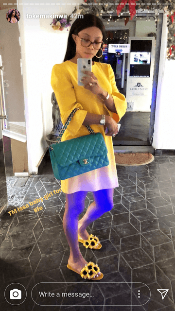 Bare Faced! Toke Makinwa Looks Gorgeous In New Makeup Free Photos 4