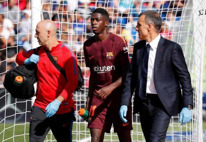 Barca Hire Security Team To Track Down Ousmane Dembele 1