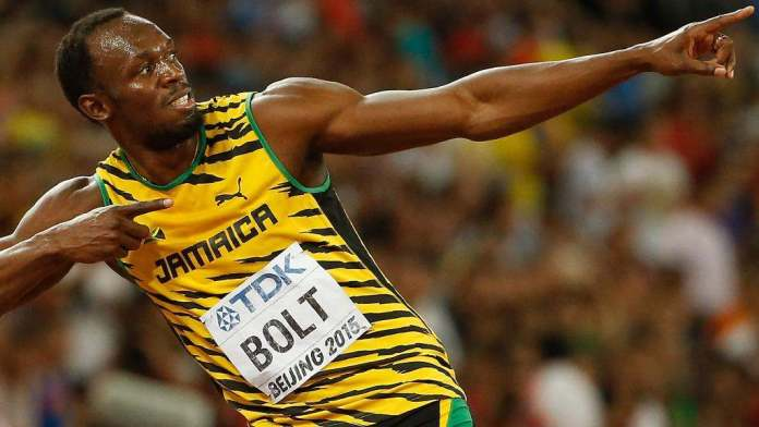 Usain Bolt Was Spotted In An Extremely Intimate Position With An Instagram Model In Public 2
