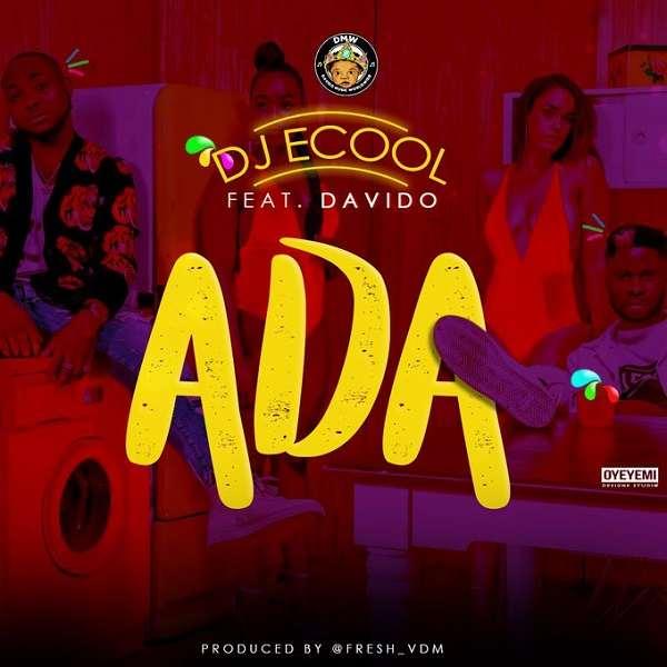 "Must Watch! DJ ECool's New Video ""Ada"" Featuring Davido 2"