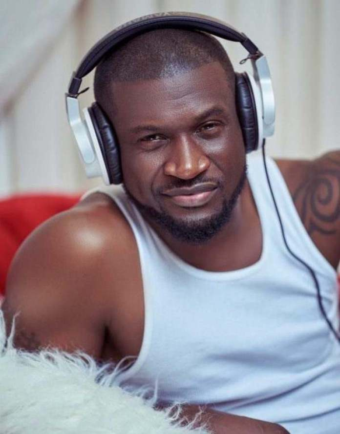 Peter Okoye Celebrates His Son Cameroon As He Turns 12