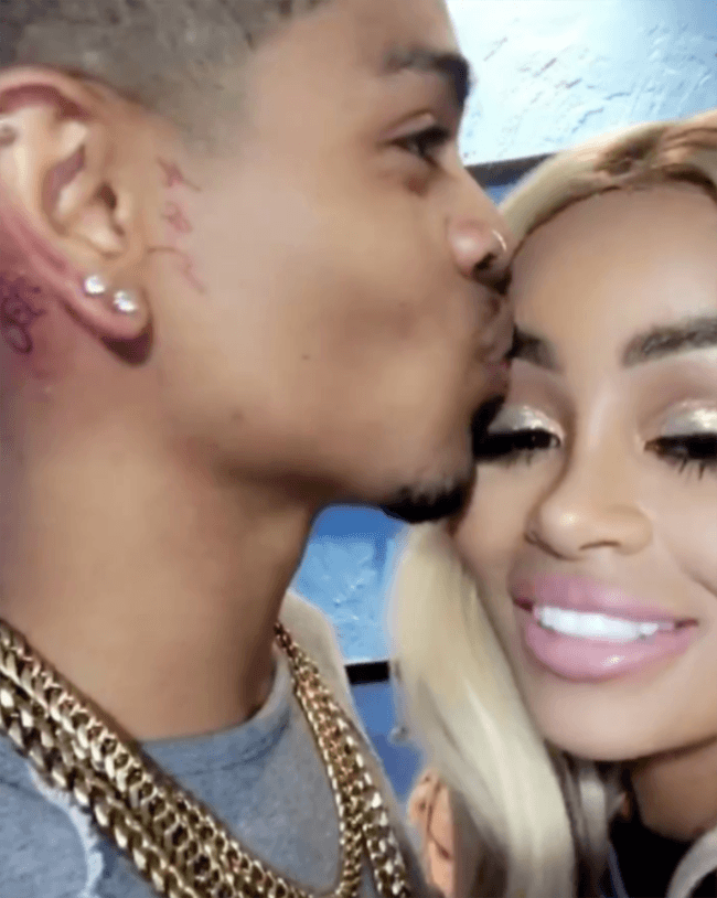 Blac Chyna Sex Tape Leak: Who Is In The Revenge Porn Video