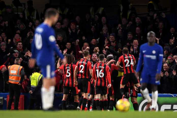 Chelsea 0-3 Bournemouth: The Rise And Fall Of The Defending Champions 1