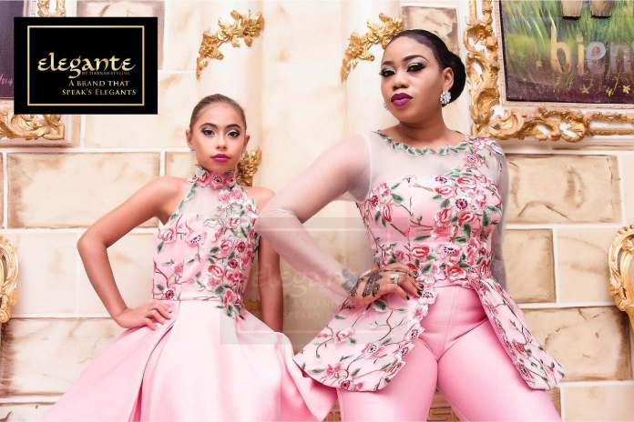 "Lookbook: Elegante by Tiannahstyling Tightens Mother-Daughter Bond With New Collection ""Mummy & Me"" 11"