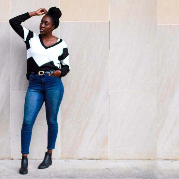 KOKOnista Of The Day: Feyi Weaves Fashion Into Travel To Produce A Super-Eccentric Style 3