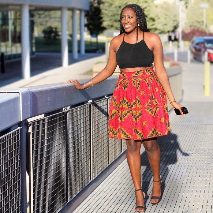 KOKOnista Of The Day: Feyi Weaves Fashion Into Travel To Produce A Super-Eccentric Style 4