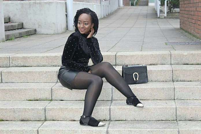 KOKOnista Of The Day: Florence Olufemi's Style Speaks Fashion In Winter 3