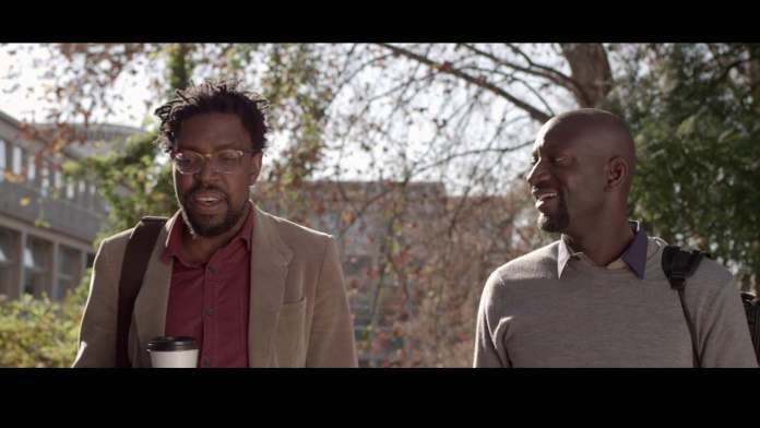 Nigerian Movie Director Akin Omotoso And Pearl Thusi Feature In New