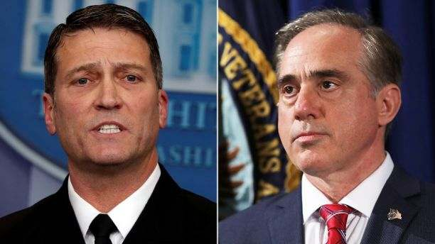 Donald Trump Fires Veterans Affairs Secretary, Replaces Him With Personal Doctor 3