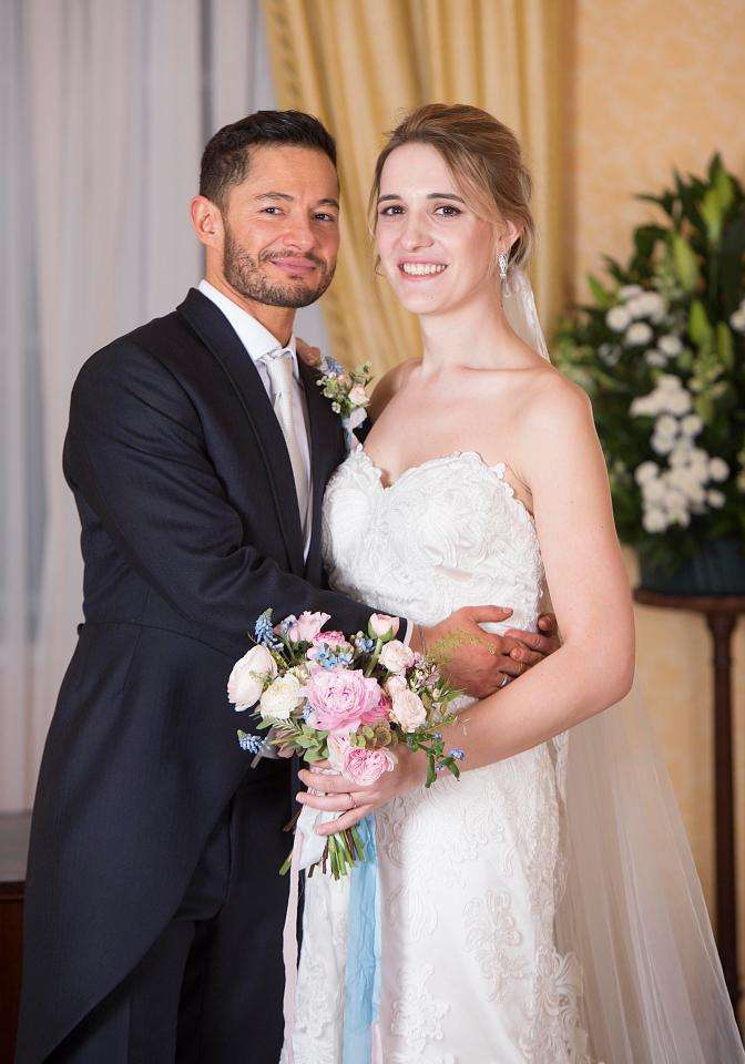 Trans Wedding! Man Who Used To Be A Woman Marries Woman Who Was Born A Man 1