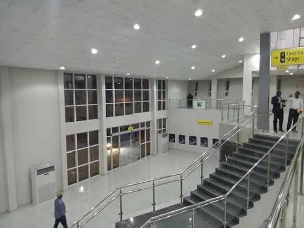 #BuhariInLagos: Here's The Ikeja Bus Terminal Buhari Will Be Commissioning Today 6