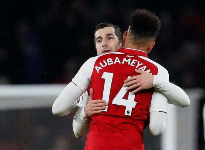 I Did Not Suit Premier League Football - Henrikh Mkhitaryan Reveals Why He Left Arsenal For Roma 3